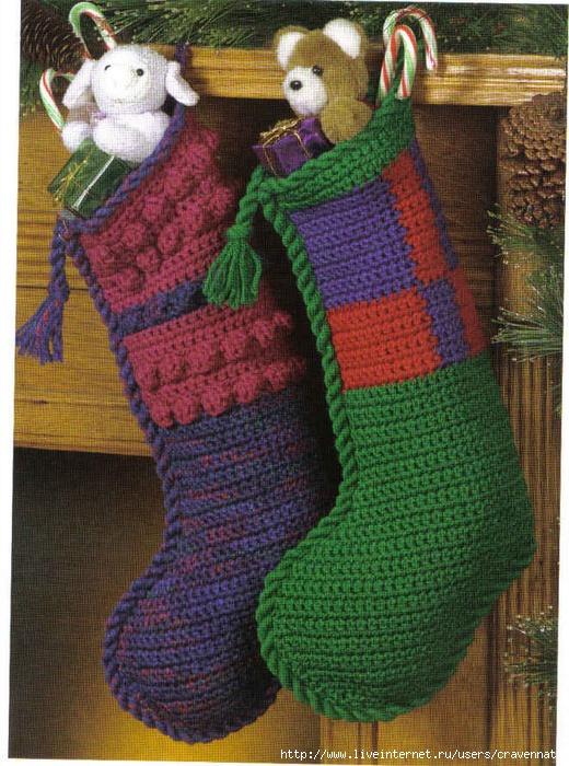 новогодний сапог из фетра выкройки новогодние сапожки для подарков