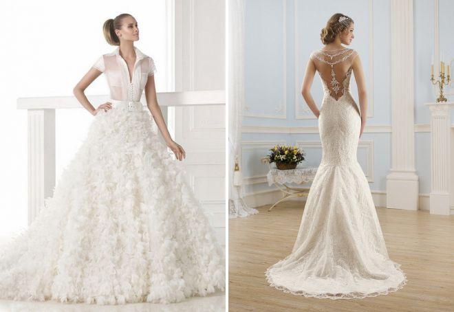 e39477302b82d63 Современные свадебные наряды. Основные модели свадебных платьев
