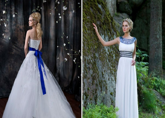 144c9ea68418 Svadobné šaty s lukom vpredu. Svadobné šaty s lukom
